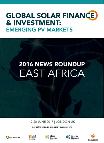 Thumbnail for East Africa - News Round Up 2016