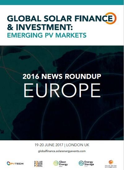 Thumbnail for Europe - News Round Up 2016
