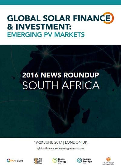 Thumbnail for South Africa - News Round Up 2016