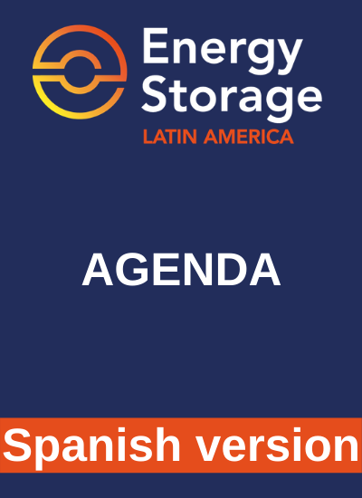 Thumbnail for Agenda - Energy Storage LatAm 2020- Spanish Version