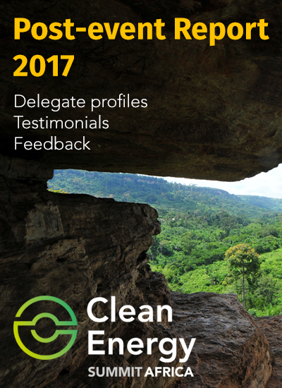 Thumbnail for Clean Energy Summit Africa - Post Show Report