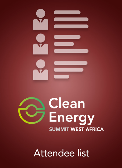 Thumbnail for Clean Energy Summit Africa - Attendee List 2017