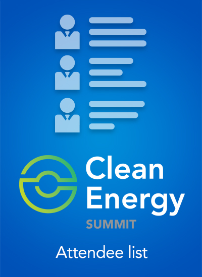 Thumbnail for Clean Energy Summit 2016 - Attendees