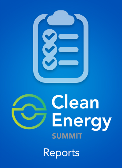 Thumbnail for Post Event Report: Clean Energy Summit 2016