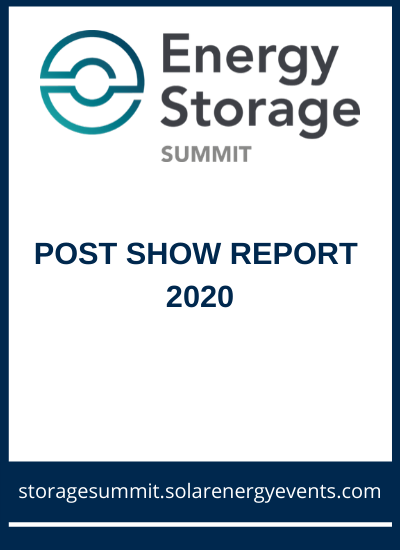 Thumbnail for Energy Storage Summit 2020 - Post Show Report