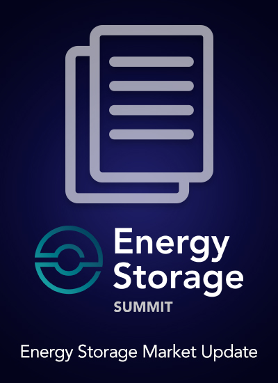 Thumbnail for Energy Storage Market Update Report