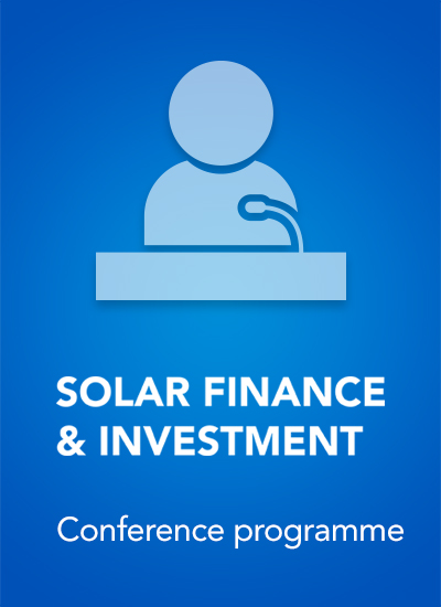 Thumbnail for Conference Programme (PDF) - Solar Finance & Investment 2016