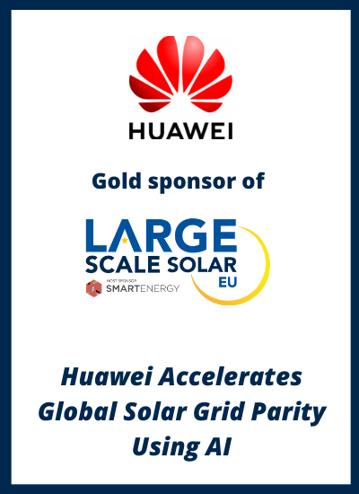Thumbnail for Huawei Accelerates Global Solar Grid Parity Using AI