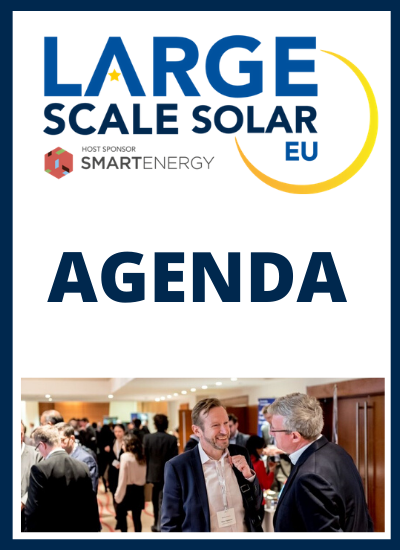 Thumbnail for Large Scale Solar Europe, Agenda