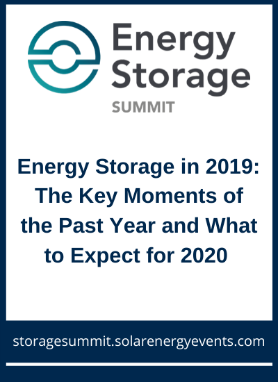 Thumbnail for Energy Storage in 2019