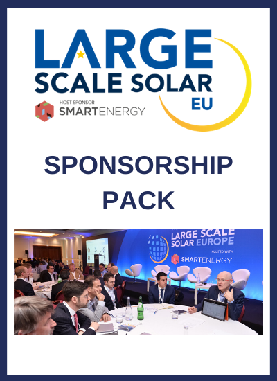 Thumbnail for Large Scale Solar Europe, Sponsorship Pack