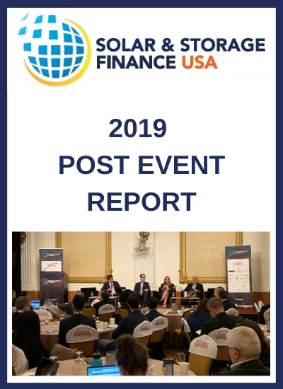 Thumbnail for Solar & Storage Finance USA 2019 - Post Event Report
