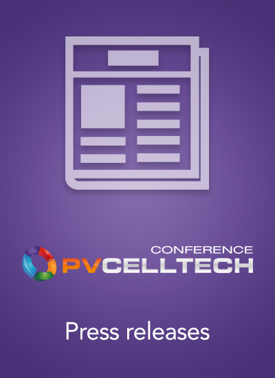 Thumbnail for Press releases - PVCellTech 2016