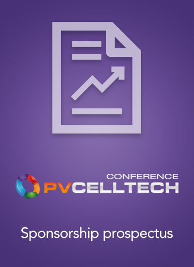 Thumbnail for PVCellTech 2017 - Event Summary Flyer