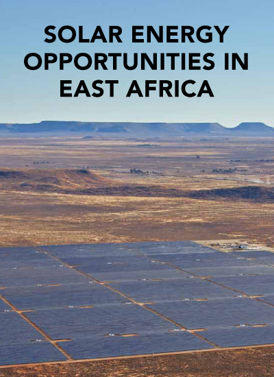 Thumbnail for East Africa Solar Opportunities