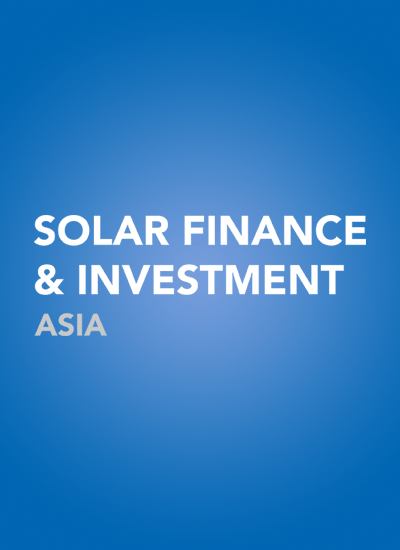 Thumbnail for Speaker Presentations - Solar Finance & Investment Asia 2015