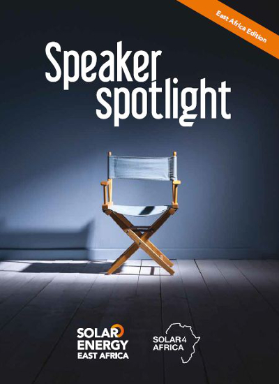 Thumbnail for Speaker Spotlight - East Africa