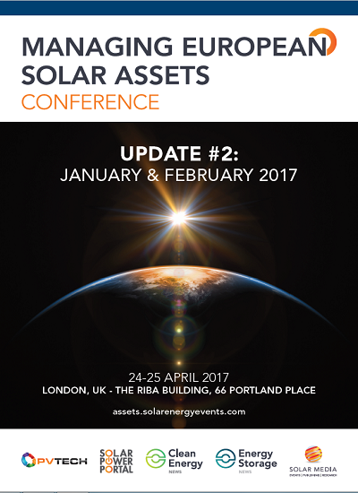 Thumbnail for Managing European Solar Assets - 2017 NEWS ROUNDUP