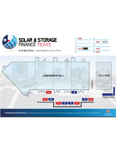 Thumbnail for Floorplan - Solar & Storage Finance & Investment Texas 2019