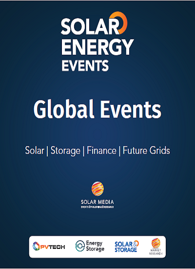 Thumbnail for Solar Finance & Investment Europe 2018 - Sponsorship packages