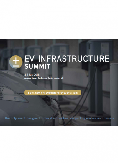 Thumbnail for EV Infrastructure Summit - Brochure