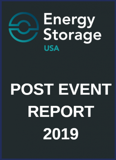 Thumbnail for Energy Storage Summit America 2019 Post Event Report