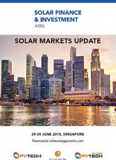 Thumbnail for Solar Markets Update - Solar Finance & Investment Asia 2015