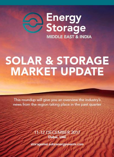 Thumbnail for Solar & Storage Market Update - Middle East & India
