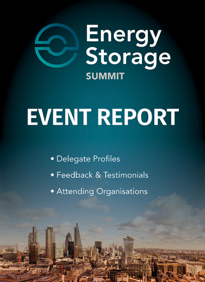 Thumbnail for Post Event Report - Energy Storage Summit 2017