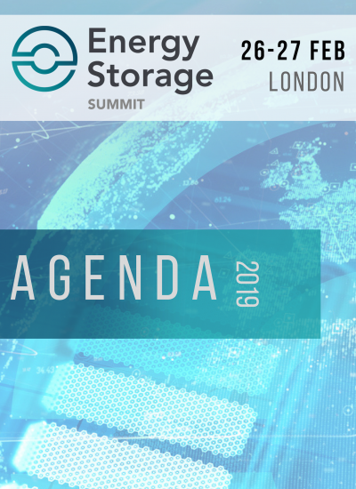 Thumbnail for Energy Storage Summit 2019 - Agenda