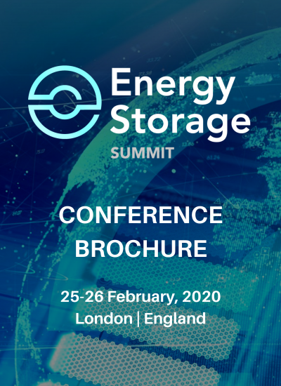 Thumbnail for Energy Storage Summit 2020 - Conference Brochure