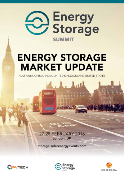 Thumbnail for Energy Storage Market Update 2018
