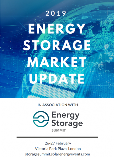 Thumbnail for Energy Storage Market Update