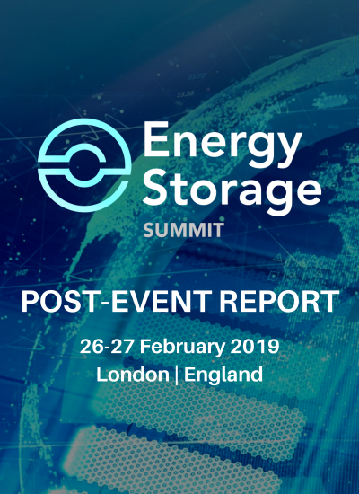 Thumbnail for Energy Storage Summit 2019 - Post-Event Report