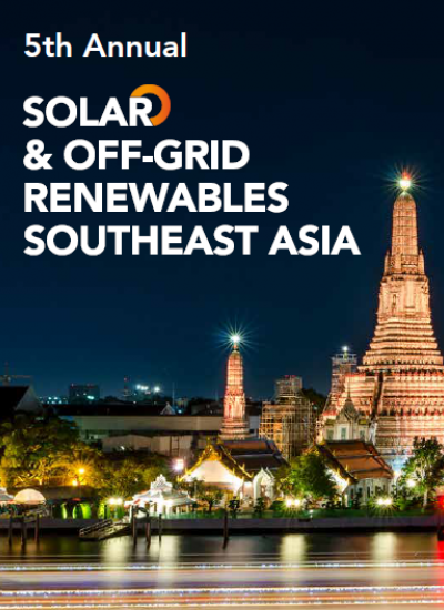 Thumbnail for Solar & Off-Grid Renewables Southeast Asia 2016 - Post Show Report