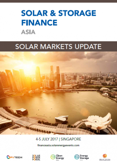 Thumbnail for Solar & Storage Market Update - Asia Pacific Region