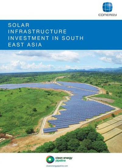 Thumbnail for Solar Infrastructure Investment in South East Asia - Conergi Report