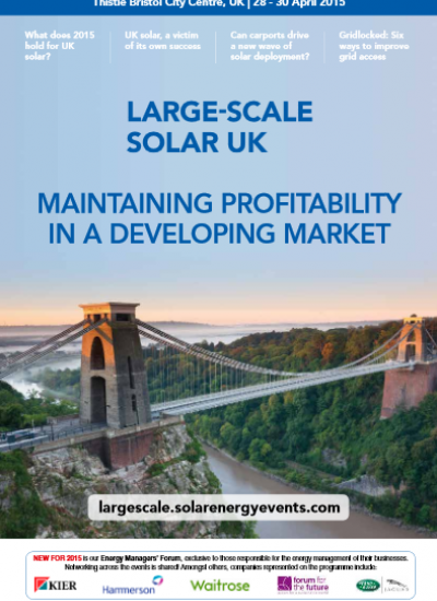 Thumbnail for Large-Scale Solar - Maintaining Profitability in a Developing Market