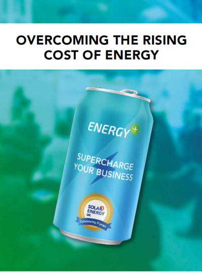 Thumbnail for Overcoming the Rising Cost of Energy