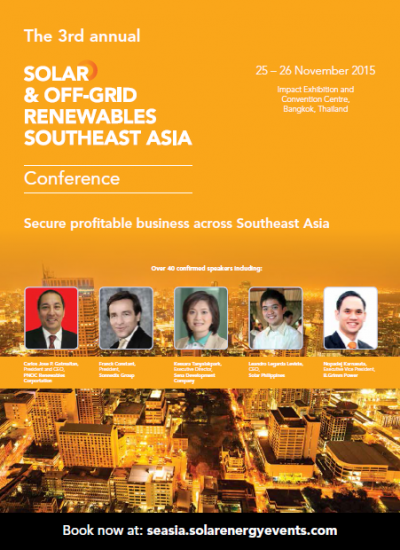 Thumbnail for Programme & Country focus updates - Solar & Off-Grid Renewables Southeast Asia